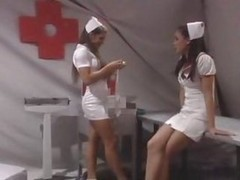 Hot Nurse Gets Fucked!