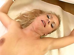 Cute Blonde does audition