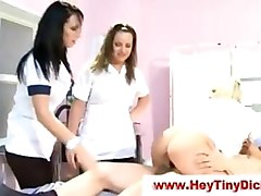 Patient with small dick humiliated
