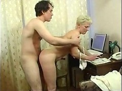 Son Fucked Mom At Home