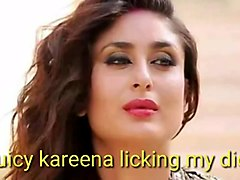 kareena kapoor linking my dick as some my prostitute