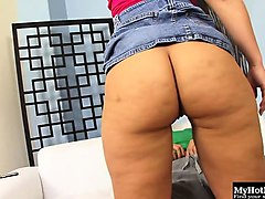 lexi lockhart is a brunette milf, who gets horny once she...