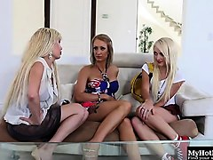 zoey portland and carmen callaway are cousins that have...