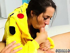 innocent teen threesome xxx poke man go!