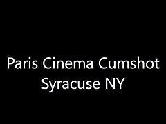 paris cinema cumshot syracuse ny