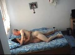 Asian Pro Does Old Man (asian hardcore amateur )