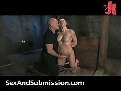 Sexy Princess Donna Bound Gagged And Fucked