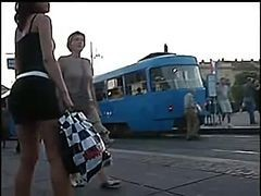 Sdruws2 - Upskirt On Public Transport