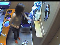 Voyeur Webcam Nude Girl In Solarium Part3